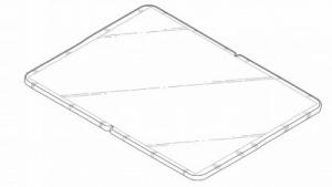 Samsungs hat ein Designpatent auf ein faltbares Tablet erhalten.