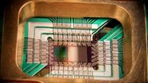 Noch keine Gefahr für die Verschlüsselung: Quantencomputer der Firma D-Wave