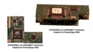 Hardware-Implantate der NSA für Server von Dell