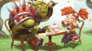 Artwork von World of Warcraft