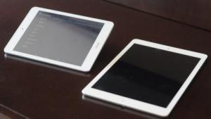 Acer kopiert das iPad-Design.
