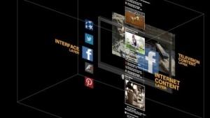 Mit Inair werden dem Nutzer kontextbasierte Informationen zum aktuellen Fernsehprogramm angezeigt.