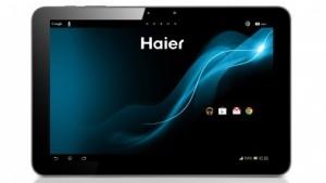 Haier hat im Vorfeld der CES 2014 zwei Tablets und ein Smartphone vorgestellt.