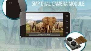 Toshiba TCM9518MD: Lichtfeldkameramodul für 50 US-Dollar