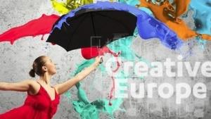 Logo von Creative Europe