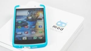 Das Oppo N1 ist das erste Android-Smartphone, das auch mit Cyanogenmod als Betriebssystem bestellt werden kann.