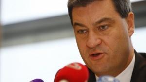 Bayerns Finanzminister Söder: Wahlen sind wie Steuererklärung.