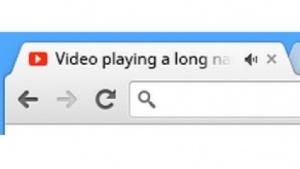 Chrome 32 zeigt lärmende Tabs.