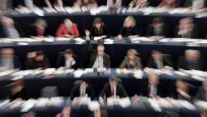 Können wohl nicht mehr über die Internet-Verordnungen entscheiden: die Mitglieder des aktuellen EU-Parlaments