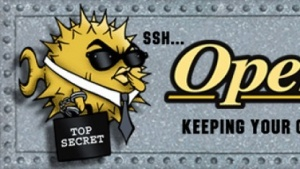 OpenSSH rüstet seine Kryptographie auf.