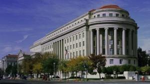 Zentrale der FTC in Washington D. C.