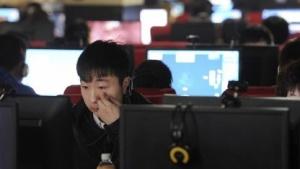 Internetnutzer in China (Symbolbild):  ähnlicher Vorfall 2002