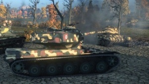Bild aus World of Tanks 8.11