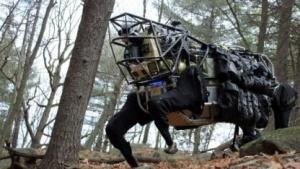 Alpha Dog als Roboter-Maultier