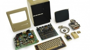 30 Jahre alter Macintosh