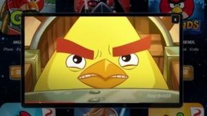 Website von Angry Birds
