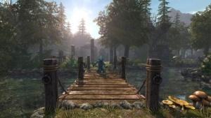 In Legend of Grimrock 2 gibt es auch Außenlevel.