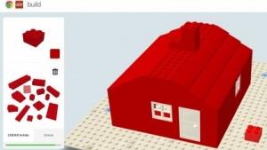 Lego-Bauen in Google Chrome