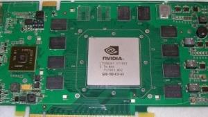 Eine der ersten Tesla-Karten: Nvidias GT 8800