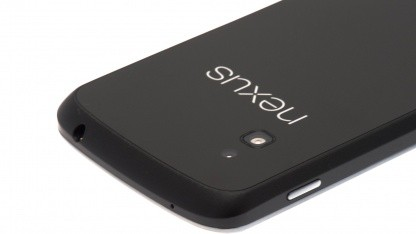 Das Nexus 4 unterstützt Miracast, der Linux-Empfänger nur bedingt.