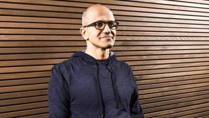 CEO Satya Nadella will ein neues Microsoft.