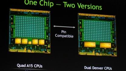 Nvidia hat Quellcode für seinen Tegra K1 an Linux-Entwickler gestiftet.