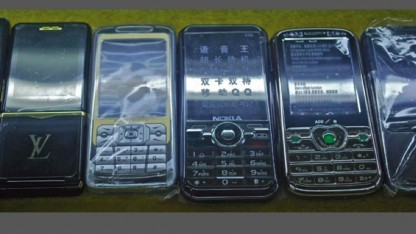 Gefälschte Handys