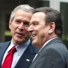 Spähaffäre: Die NSA hörte offenbar auch Kanzler Gerhard Schröder ab