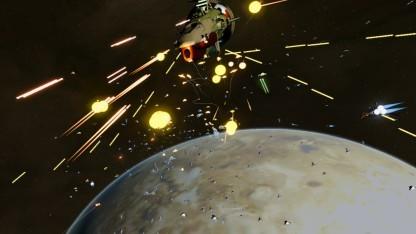 Star Swarm beherrscht nun Multithreading auch unter Mantle.
