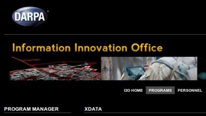 Die Darpa hat begonnen, einige Projekte in die offene Datenbank Open Catalog einzupflegen.