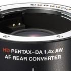 Pentax: Wetterfester 1,4fach-Telekonverter mit Autofokus
