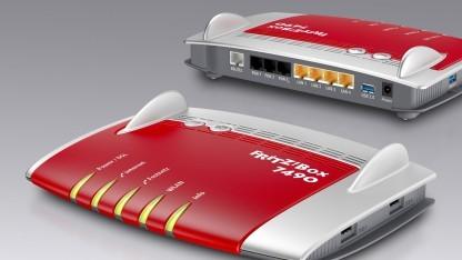 Fritzbox-Modelle von AVM