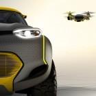 Kwid Concept: Renault baut Flugdrohne ins Auto ein