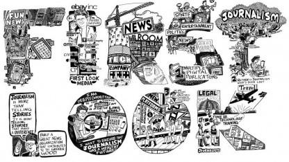 First Look Media: eine Nachrichtenseite und mehrere digitale Magazine