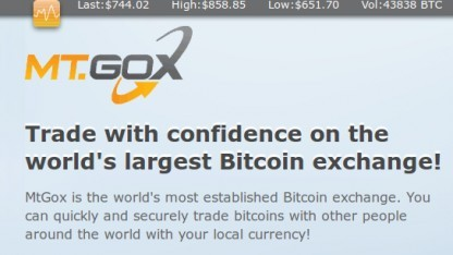 Mtgox ist insolvent.