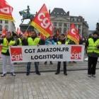 Blockade: Streik auch bei Amazon Frankreich