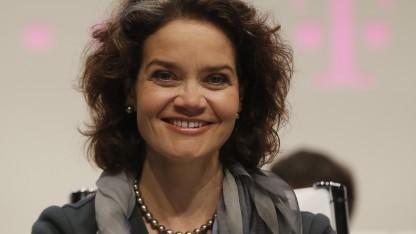 Telekom-Europachefin Claudia Nemat
