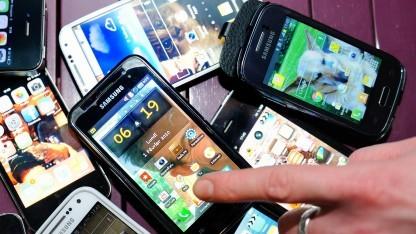 Verschlüsselte Kommunikation ist bei Smartphones noch selten.