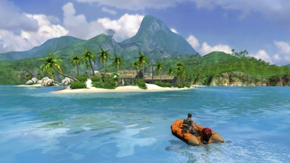 Das originale Far Cry mit 64-Bit-Patch und Exclusive Content Update
