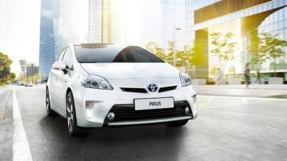 Hybridauto Prius: ins Notlaufprogramm geschaltet