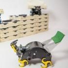 Schwarmrobotik: Termitenroboter spielen mit Bauklötzen