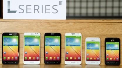 L40, L70 und L90 erscheinen im ersten Quartal 2014.