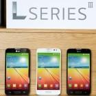 LG L40, L70 und L90: Smartphone-Serie L erscheint gleich mit Kitkat