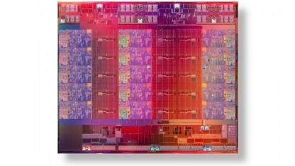 Das Die des Xeon E7-v2 mit 15 Cores