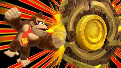 Donkey Kong vs. Bananenfass