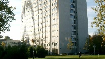 Gebäude der Bundesnetzagentur in Bonn