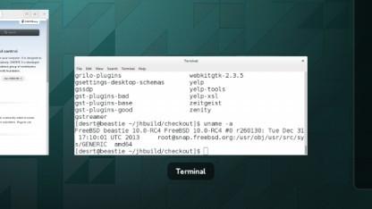 BSD-Systeme: Gnome 3 läuft auch ohne Systemd - Golem de