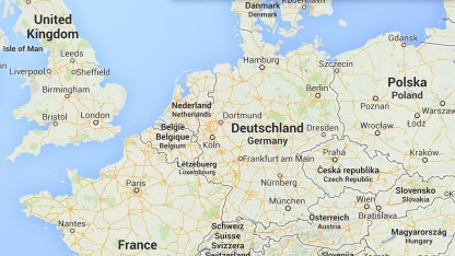 Die neue Google-Maps-Version