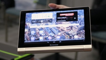 Das neue Lenovo Yoga Tablet 10 HD+