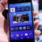 Hands on Sony Xperia Z2: Neuer, schneller Prozessor und 4K-Videofunktion